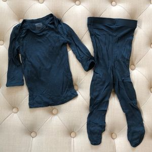 Solly Baby Footed Sleep Set